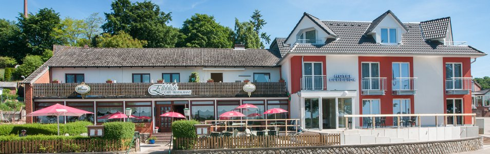 Hotel Elbblick in Geesthacht